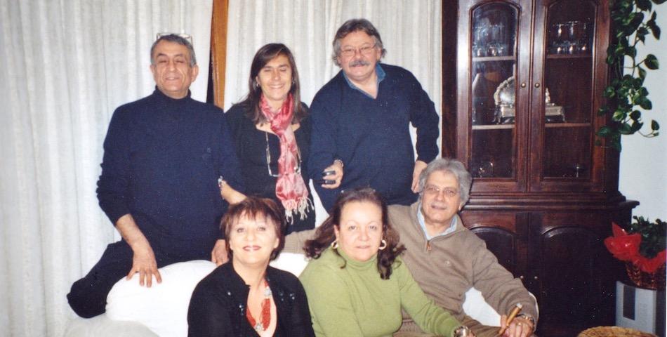 Un Capodanno con Mini-Riunione in quel di Pordenone nel 2007