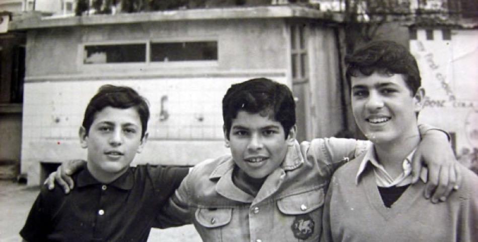 La scuola vista da Mahjoub Bassam