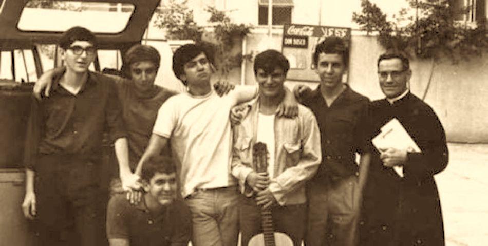 Maturandi 1968