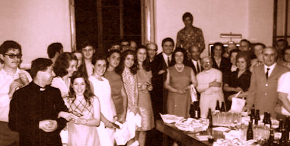 Maturandi 1970