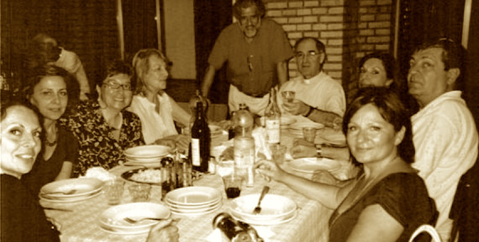 Fine giugno 2008 a Roma